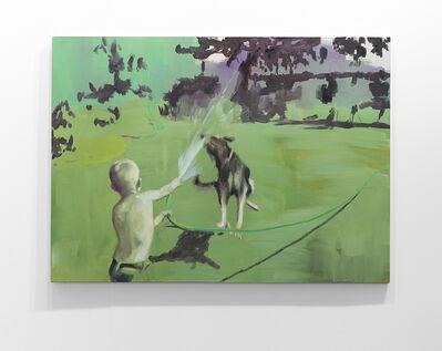 Kate Gottgens, 'Green Hose', 2017