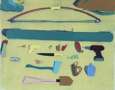 Jules de Balincourt, 'Survival Instincts', 2015