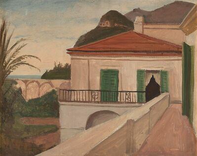 Pompeo Borra, 'Litorale campano', 1934-36