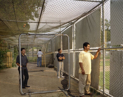 Larry Sultan, 'Batting Cage: Homeland Portfolio', 2007