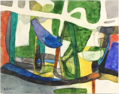Maurice Estève, 'A.149-1957', 1957