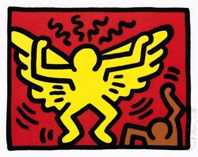 Keith Haring, 'Pop Shop IV I', 1989