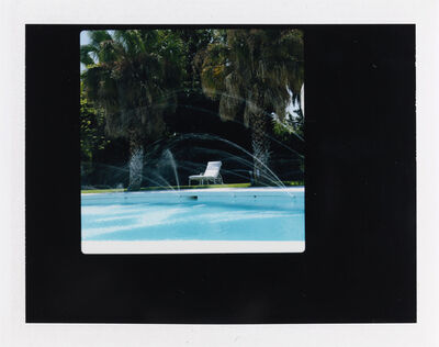 Miles Aldridge, 'The Pool - Study', 2006