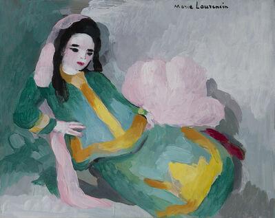 Marie Laurencin, 'Femme allongée', ca. 1938