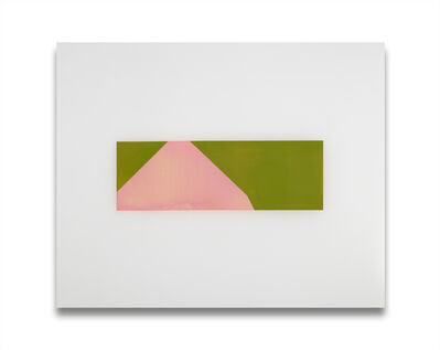 Debra Ramsay, 'PinkPom And Green', 2015