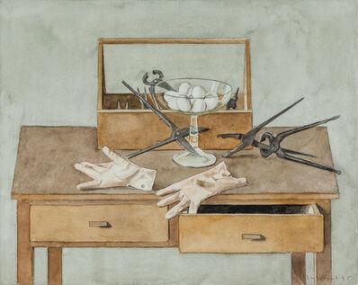 Hagop Hagopian, 'Argument', 1995