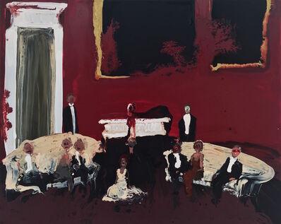 Genieve Figgis, 'Living Room', 2015