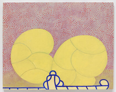 Thomas Nozkowski, 'Untitled (9-7)', 2011