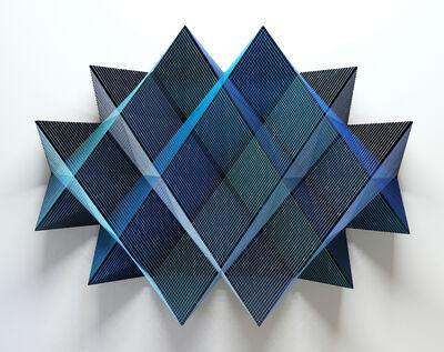 Manuel Knapp, 'Blue', 2019