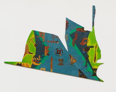 Daniel Gerwin, 'Space Puzzle', 2018