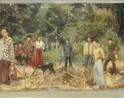 Sawangwongse Yawnghwe, 'Their New Freedom II', 2005