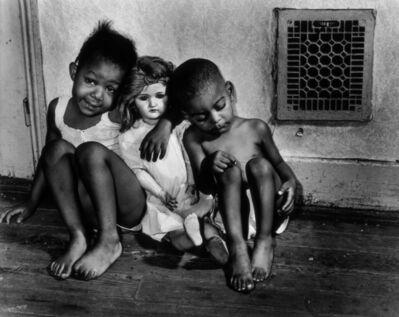 Gordon Parks, 'Children with Doll, Washington, D.C.', 1942