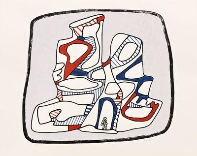 Jean Dubuffet, 'Immeuble', 1976