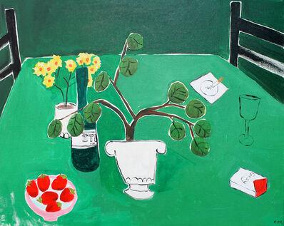 Claire Milbrath, 'Flowers 2', 2017