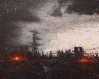 Tom Birkner, 'Power Station', 2017