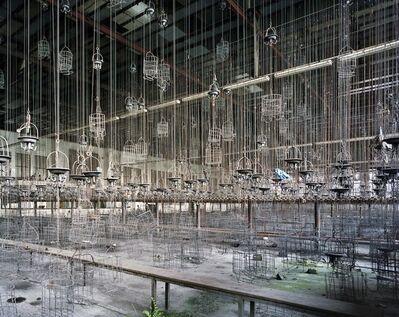 Yves Marchand & Romain Meffre, 'Locker room, Hugo mine, Gelsenkirchen, Germany, 2009', 2017