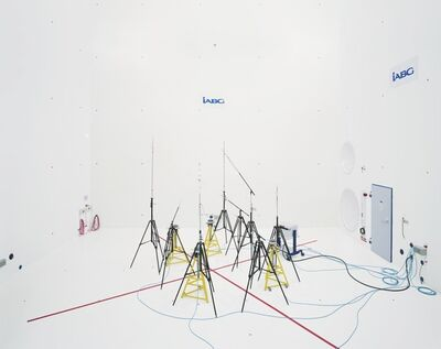 Edgar Martins, 'Acoustic testing facility, IABG, Ottobrunn-Munich (Germany) from the series The Rehearsal of Space & the Poetic Impossibility to Manage the Infinite', 2014