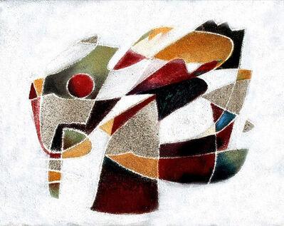 Angelika Kandler Seegy, 'Der weiße Fade 4'