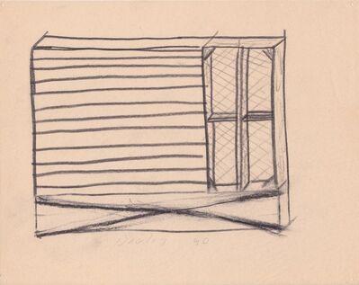 Mark Dagley, 'Untitled (Drawing No.7)', 1990