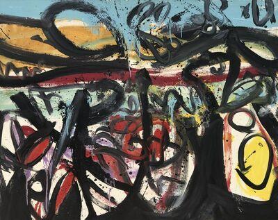Alan Davie, 'Love Life of EZ', 1961