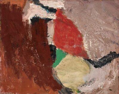 George McNeil, 'Untitled', 1957