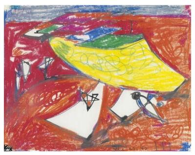 Hans Hofmann, 'Untitled', 1943