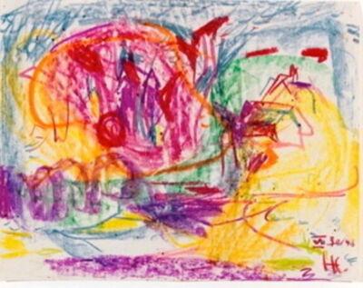 Hans Hofmann, 'Untitled #1548', 1943