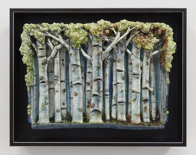 Heesoo Lee, 'Forest Wall Piece', 2016