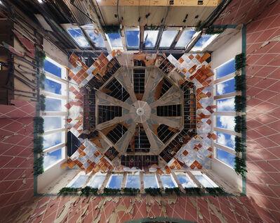 "Phillip Buehler, '""Atrium"" Wayne Hills Mall, Wayne, NJ', 2019"