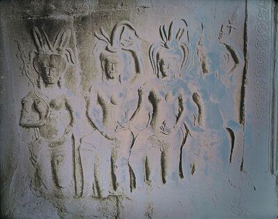 Binh Danh, 'Divinities of Angkor Wat #2', 2017