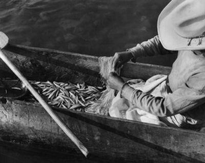 Rodrigo Moya, 'Pescador tarasoa', 1970