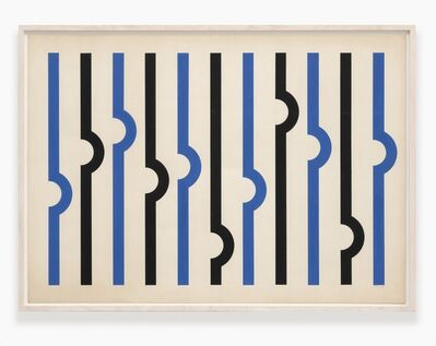 Vera Molnar, 'Mouvement', 1959