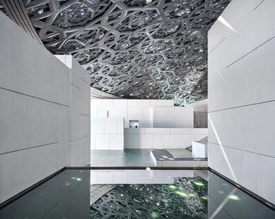 Andrew Prokos, 'Louvre Abu Dhabi Interior I', 2020