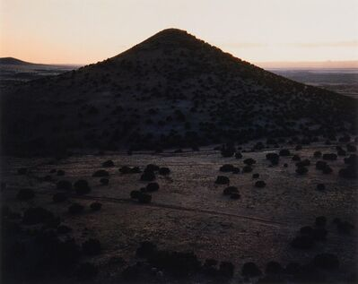 """Wim Wenders, 'Written in the West- """"Evening"""" Near Santa Fé, New Mexico', 1983"""