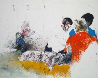 Leonid Tskhe, 'Preparing for the Evening Celebrations', 2014