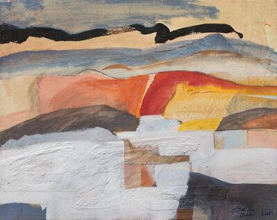 Paolo Buggiani, 'Il Passaggio della Nuvola Nera (The Passage of the Black Cloud)', 2005