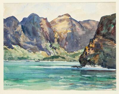André Ragot, 'The Bay of Virgins', 1950s