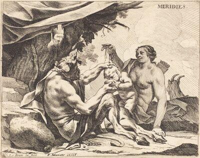 Charles Le Brun, 'Meridies (Noon)', ca. 1640