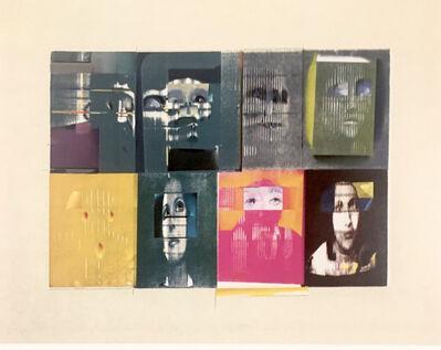 Paolo Gioli, 'Videotransparenze', 1978