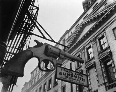 Berenice Abbott, 'Gunsmith'