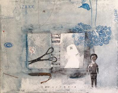 Jamshid Haghighat Shenas, 'Untitled 1', 2015