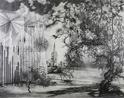 Katja Davar, 'The Fabric of Life', 2008