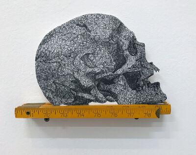 Douglas Rodrigo Rada, 'Skull + Meter ', 2017