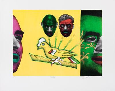 Ed Paschke, 'Trabajo', 1993