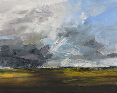 Dominique Cameron, 'Rain on Stubble Fields', 2020