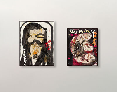 Jonathan Meese, 'Daddy & Mummy', 2006