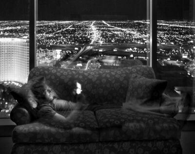 Matthew Pillsbury, 'Nathan Noland, Mario Kart DS, The Star Cup, Wynn Las Vegas, Monday, July 31st, 2006, 0:34-0:52am', 2006