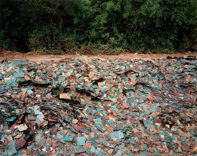 Edward Burtynsky, 'The China Recycling #9, Circuit Boards, Guiyu, Guangdong Province, China', 2004