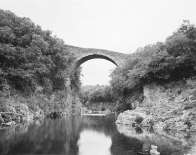 Ebbe Stub Wittrup, 'Devil's Bridge #15, Pont du Diable, Villemagne-I'Argentière, France', 2016