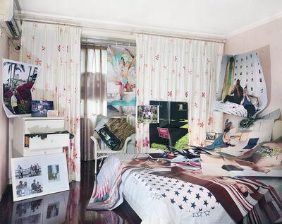 Guanyu Xu, 'Parents' Bedroom', 2018